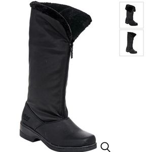 NWT! Totes ThermoLite Boots (Black)